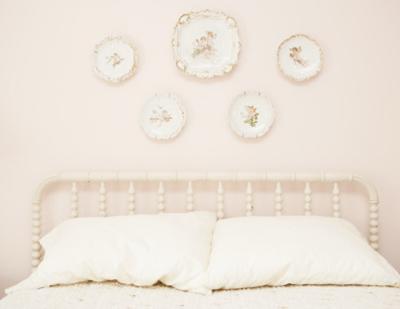 Декоративные тарелки на стену советы