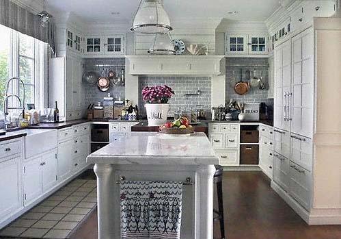 Фен-шуй кухни фото