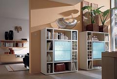 Функциональное зонирование однокомнатной квартиры