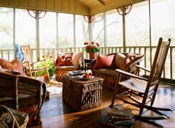 Деревянная мебель для терассы фото