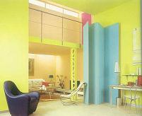 Подбор цвета в дизайне интерьера фото