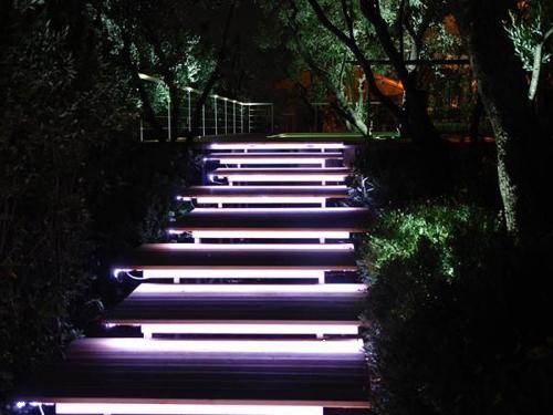 Безламповые светильники для сада фото