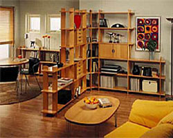 Уют, комфорт дизайна интерьера маленькой квартиры