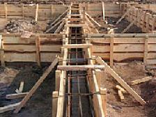Все о фундаменте для деревянного дома
